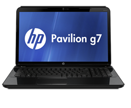 HP Pavilion g7z-2100 cto Drivers For Windows 7 (64bit)