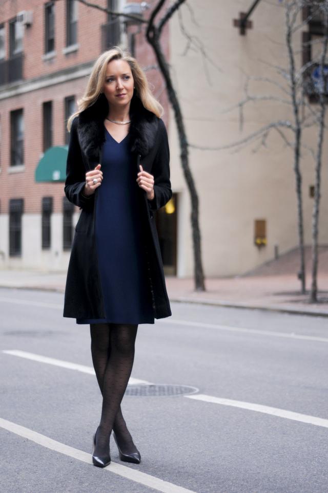 Long black lace dress shoes