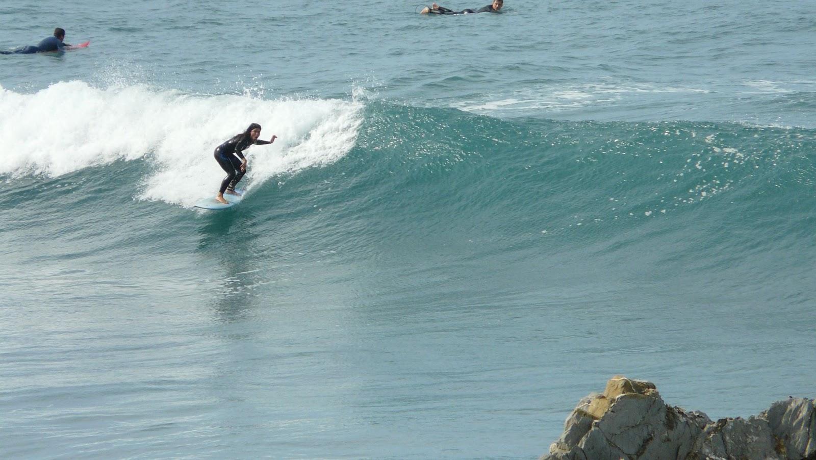 fotos surf sopela sopelana pleamar septiembre 05