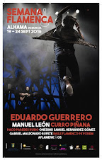 I SEMANA FLAMENCA DE ALHAMA DE MURCIA 19-24 SEPT/16