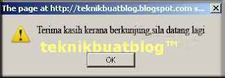 ucapan blog