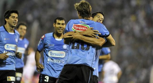 belgrano de cordoba 3 - quilmes 0 torneo final 2013