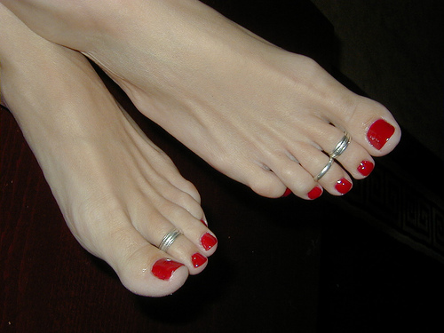 "beautiful feet photo 500 в""– 7438"