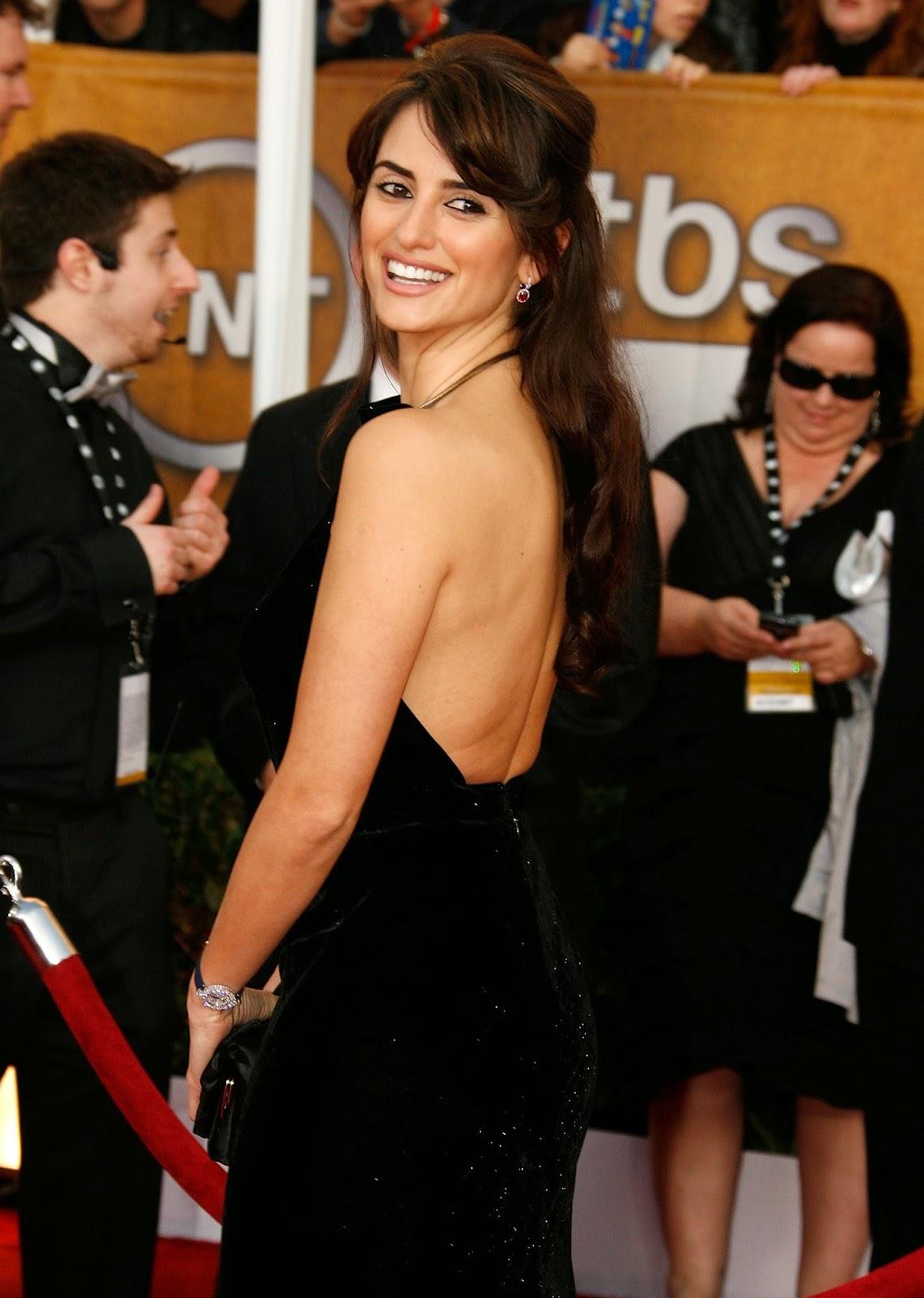 Penelope Cruz at 15th Screen Actors Guild Awards