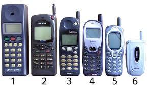 Bilderesultat for 90s cell phone