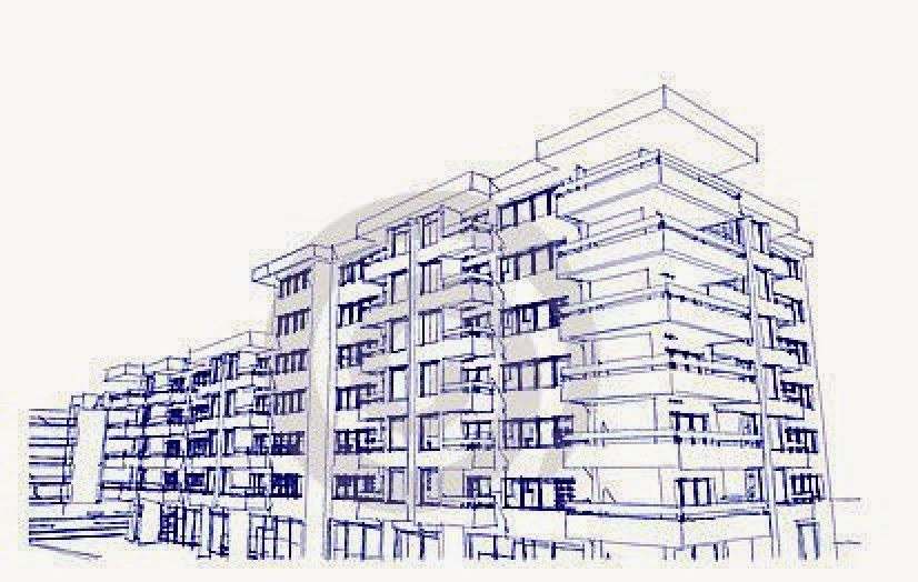 Arquitectura matematicas aplicadas en arquitectura for Ejes arquitectonicos