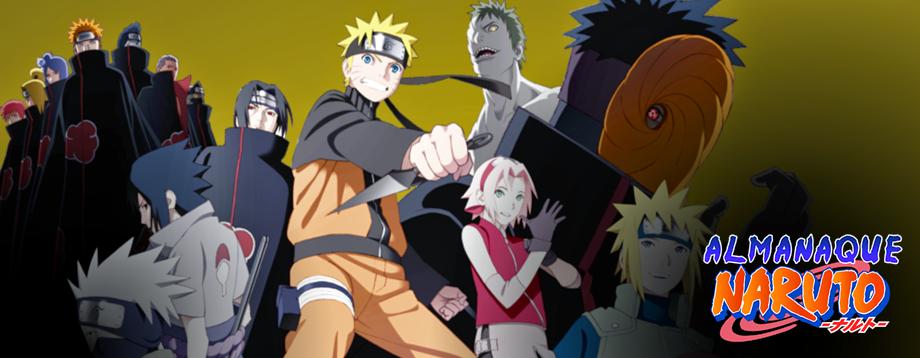 Almanaque Naruto