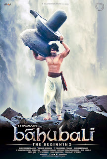 Love Epic war Telugu Movie Baahubali Release date confirmed