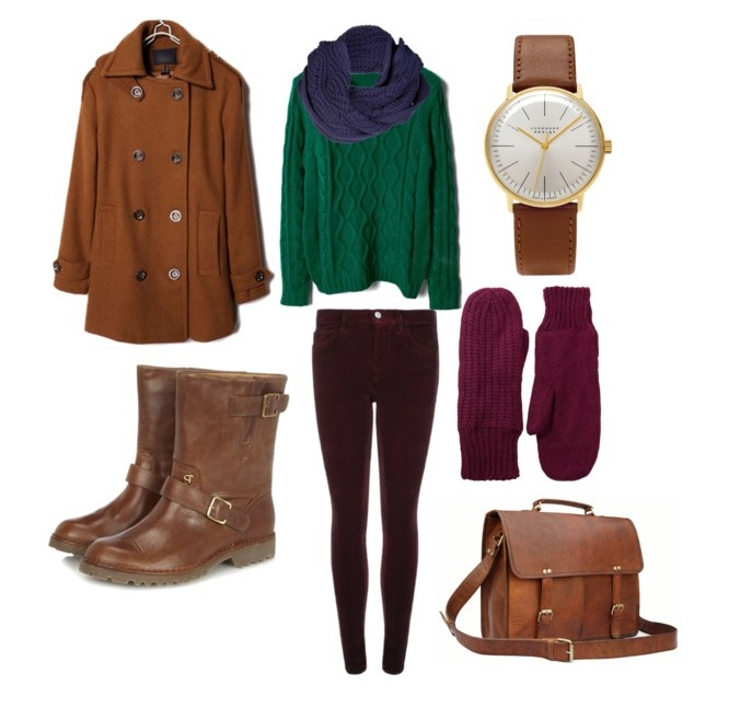 Warm winter colors chunky knits Makes me want to frolic through the Winter  Concert Outfit - Winter Concert Outfit - Klejonka