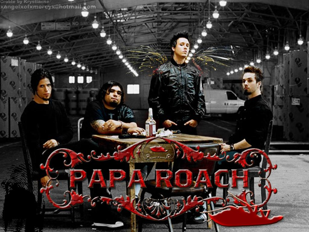Papa roach 05 - between angels and insects - papa roach - between angels and insects live @ mexico city 2014 play