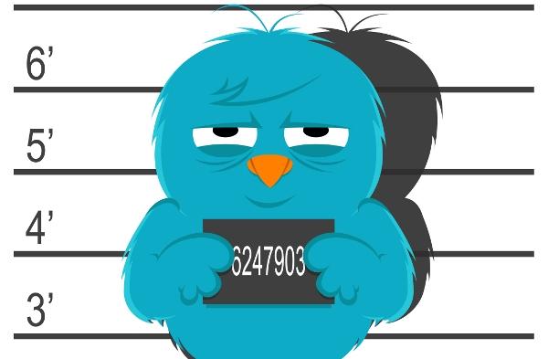 Twitter preso