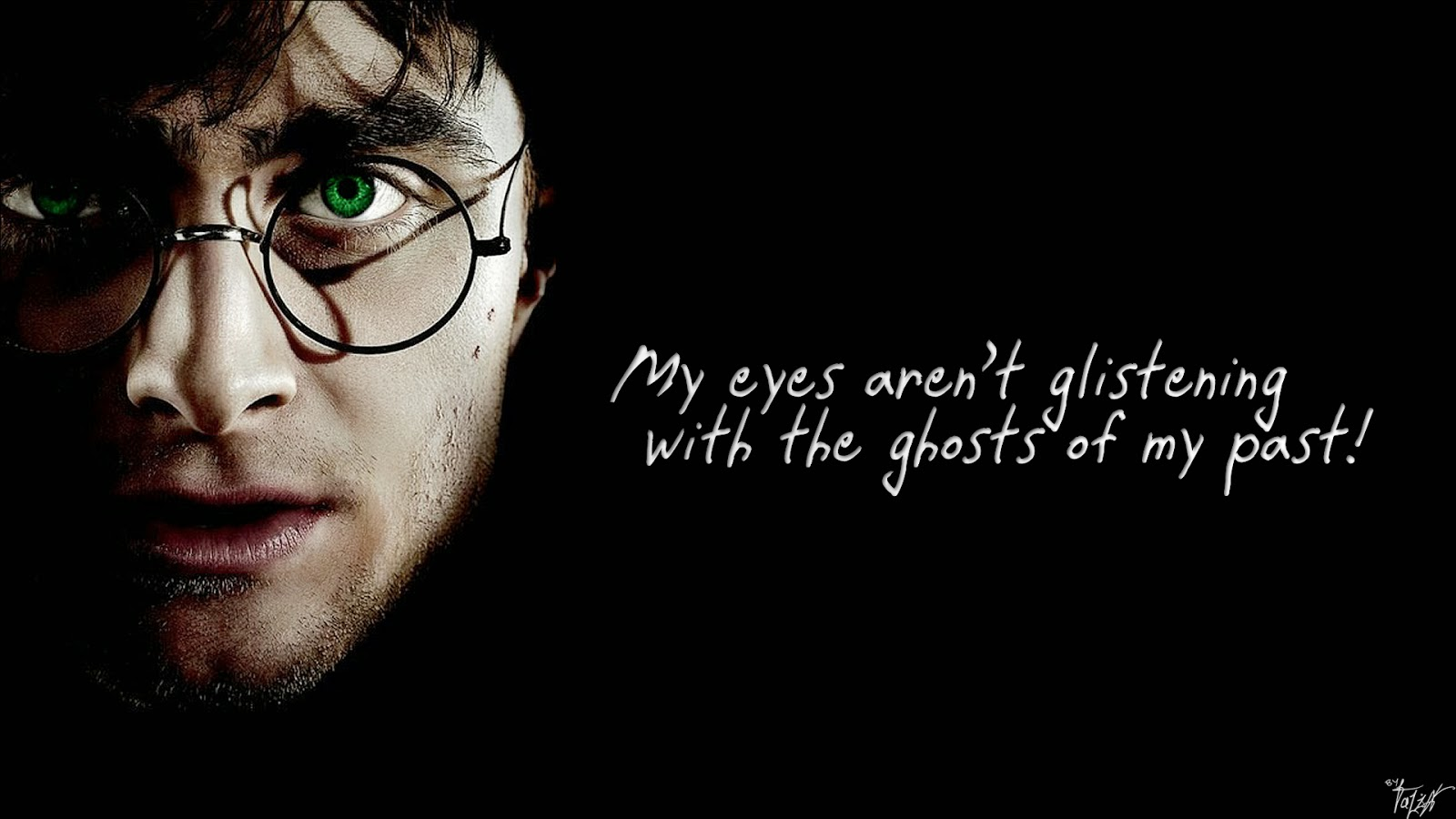 Displaying 13 gt images for harry potter quotes wallpaper