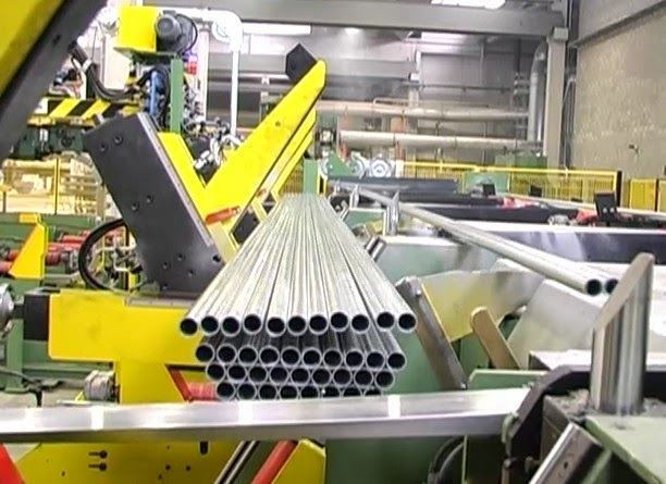 Coil packaging solution and stretch wrapper steel tube for Mineral wool pipe insulation weight per foot