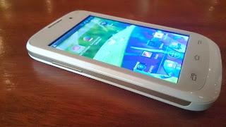 TiPhone A508 - Ponsel Android termurah dari Telkomsel