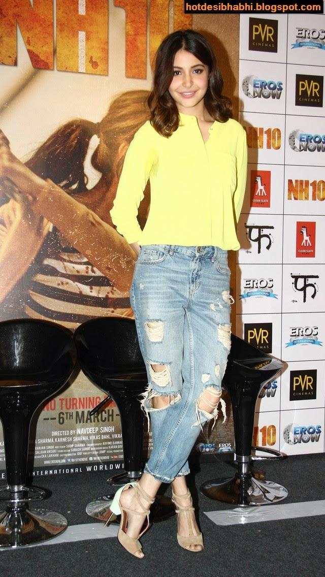Anushka Sharma Latest Sexy Pics