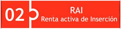 RAI: Renta Activa de Inserción