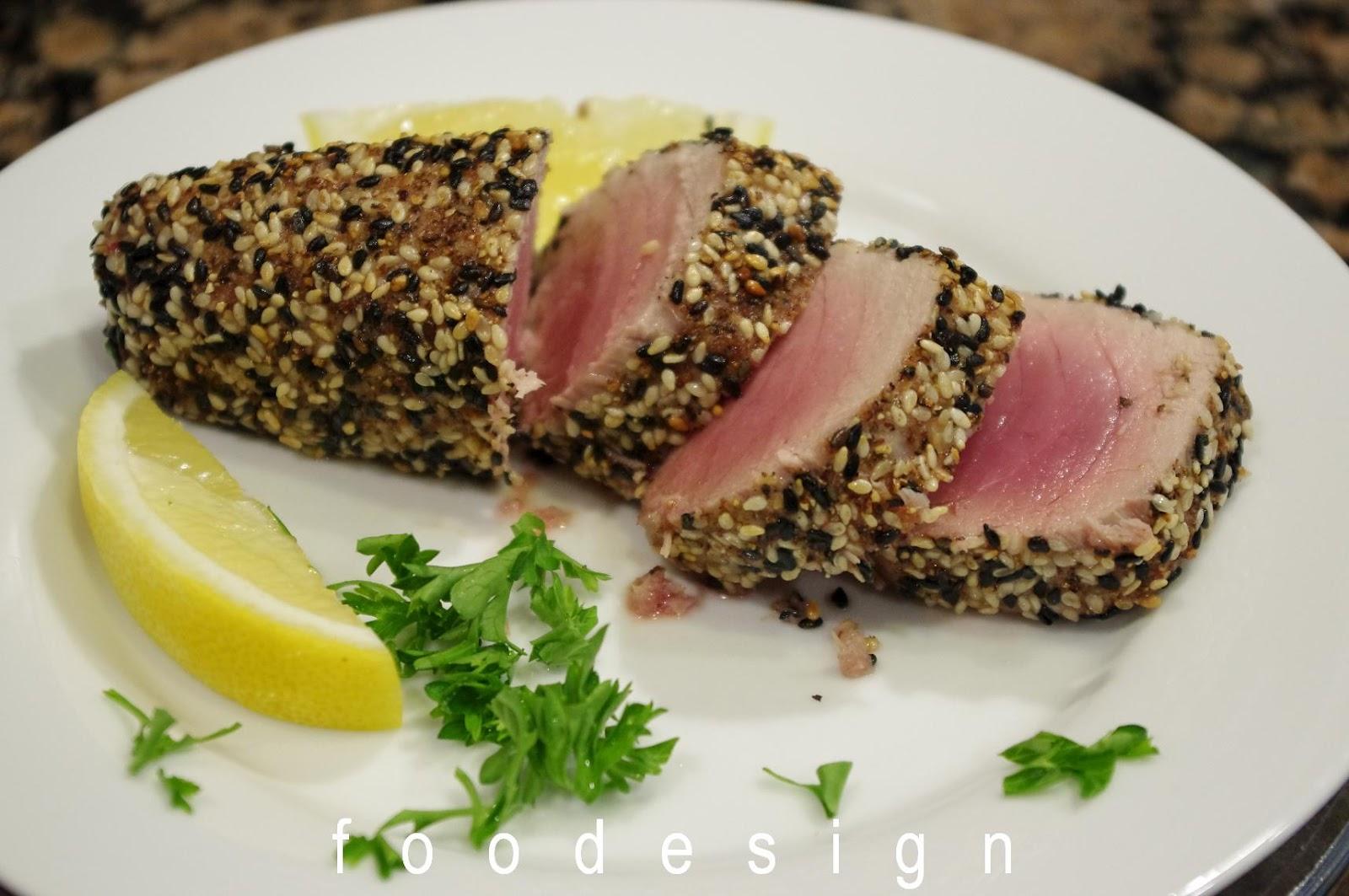 foodesign: tuna...