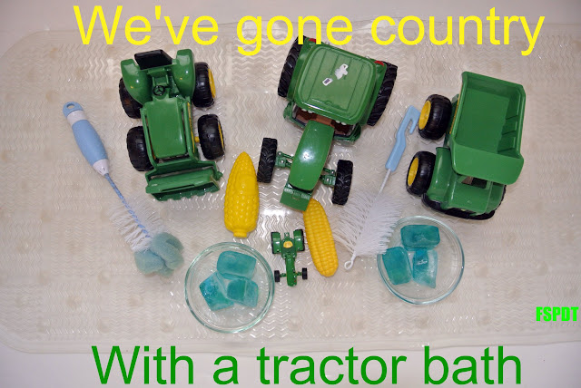 Tractor bath