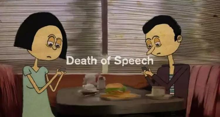 «Ο θάνατος της ομιλίας»: Μια υπέροχη animation ταινία για την επικοινωνία (Βίντεο)