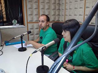 Foto entrevista a PAH Badia