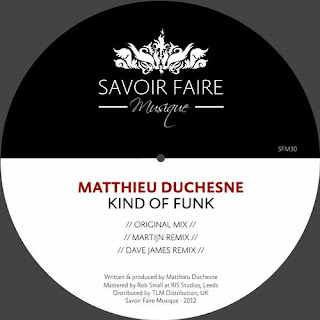 Matthieu Duchesne   Kind Of Funk (Dave James Voices In My Mind Remix) + 3