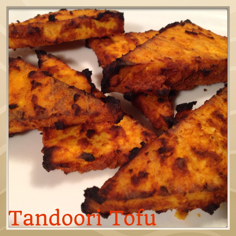 Tandoori-Style Tofu with Spiced Tomato-Yogurt Sauce | The ...
