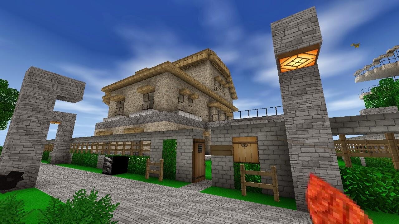 Zockerwatte Games Test Survivalcraft IOS - Minecraft hauser leicht