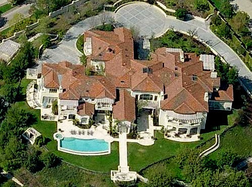 Paul and Jan Crouch Home