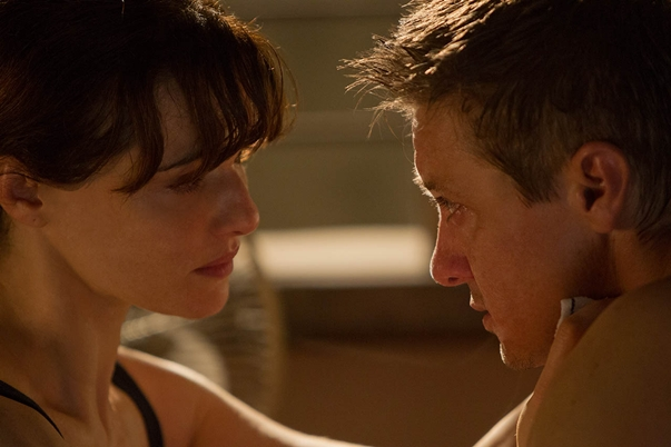 Love in The Bourne Legacy
