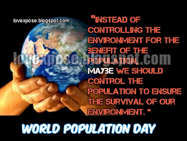 World Population Day information