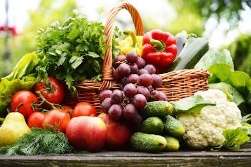 Comprar o produto orgânico em feiras, diretamente do produtor, pode garantir uma alimentação saudável