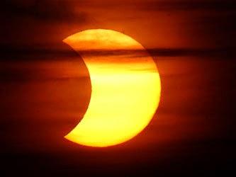 eclissi parziale di sole il 20 marzo 2015