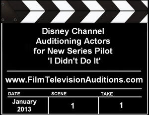 Disney Casting I Didn't Do It