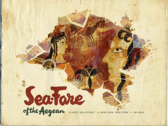 New York City, Joline Weiss, Sea Fare of the Aegean