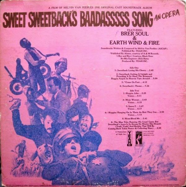 Music Crates Melvin Van Peebles Sweet Sweetback S