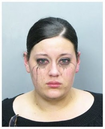 Crying And Saddest People in Mug Shots