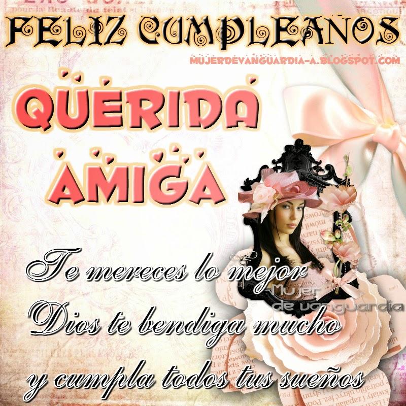 Feliz Cumpleanos mi Querida Prima Feliz Cumpleaños Querida Amiga