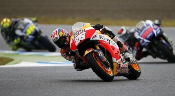 Pedrosa wins Motegi , Lorenzo Rossi outperform