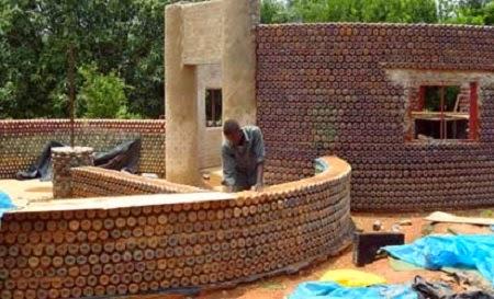Cercos con Material Reciclado, Ideas Ecoresponsables y Baratas