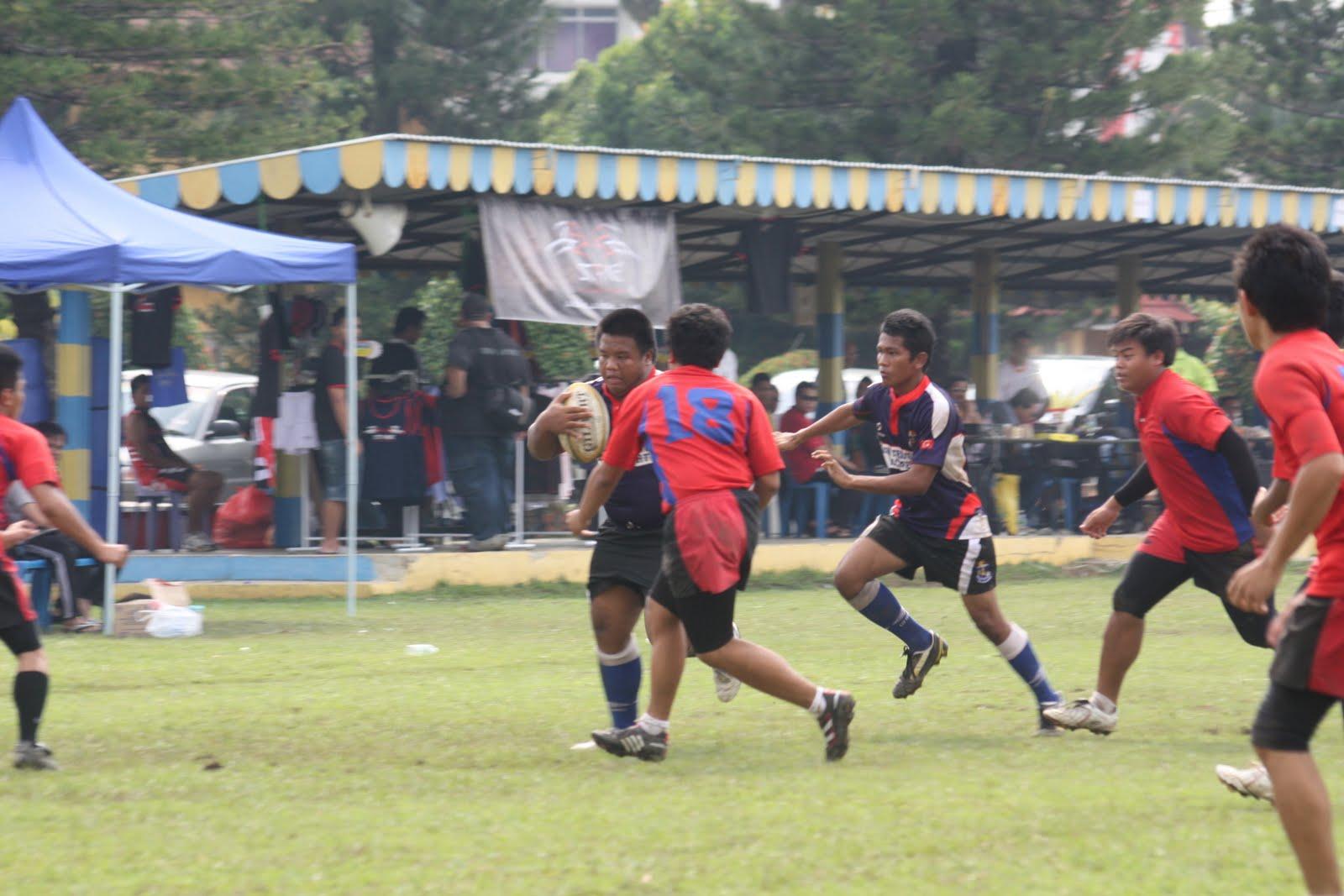 tanjung rhinos rugby cabaran bermula katv 2011