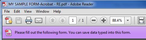 Lawyer PDF: I regret to inform you....