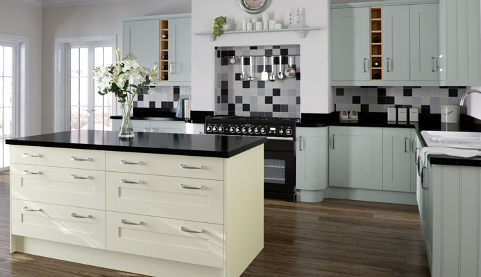 New Sheraton Kitchen Collection - A Traditional Classic Look