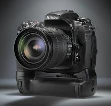 Nikon D300S + Moteur MB-D10