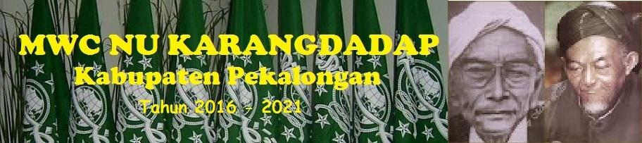 MWCNU Karangdadap