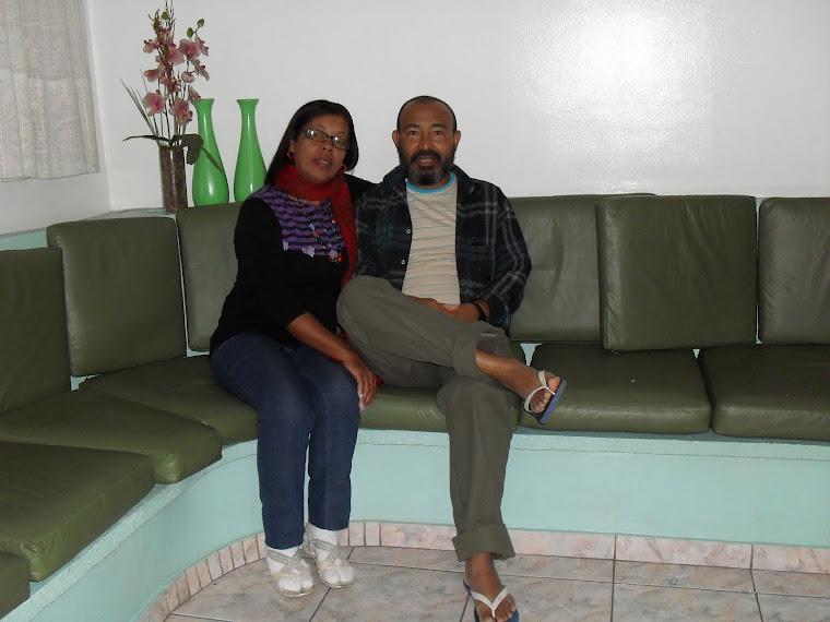 (Ev) Luíz Carlos e Elízia