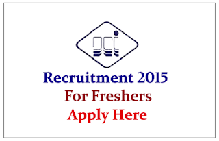 Dredging Corporation of India Limited Recruitment 2015 freshers for the post of Management Trainees