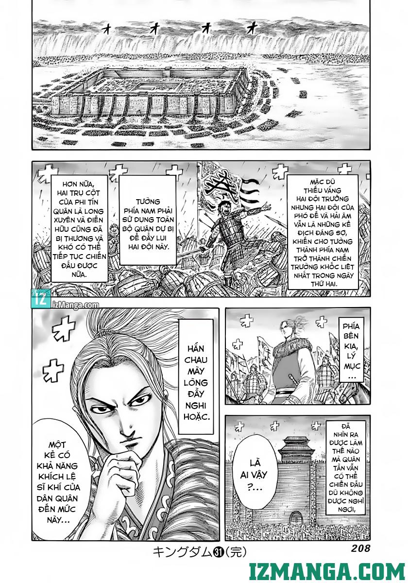 Kingdom - Vương Giả Thiên Hạ Chapter 338 page 19 - IZTruyenTranh.com
