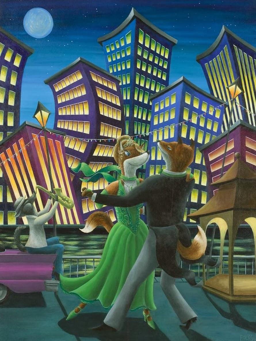 cuadros modernos pinturas y dibujos cuadros ciudades