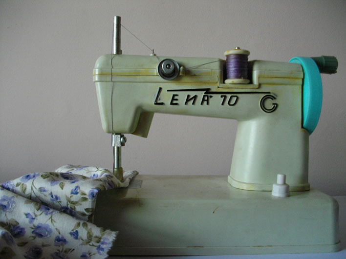 how to my sewing machine