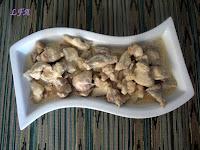 Pechugas de pollo a la mostaza